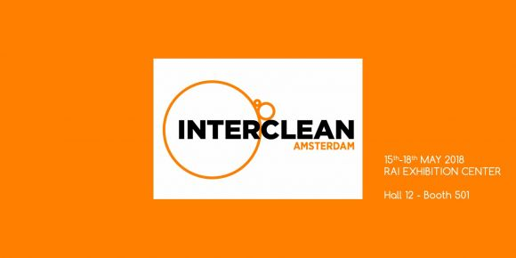 INTERCLEAN 2018 – Visit us at @ booth 12.501